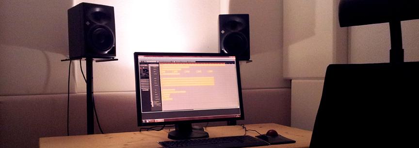 Music Studio Setup - Cubase, Reason, UAD