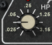 UAD Harrison 32C Channel EQ - Highpass Filter
